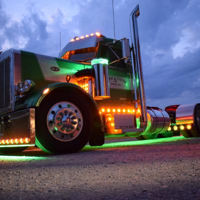 Kenworth T800 - The Upholstery Forum